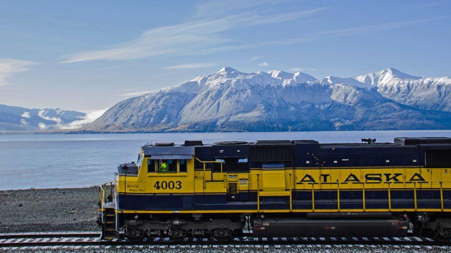 L'Alaska en train, l'aventure d'une vie !