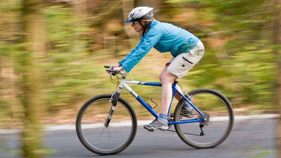 Dernières sorties vélo avant l'hiver : La course du lièvre