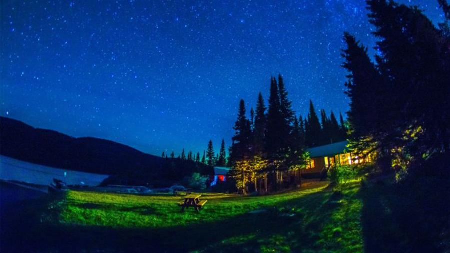 7 hébergements en pleine nature pour une escapade en Gaspésie