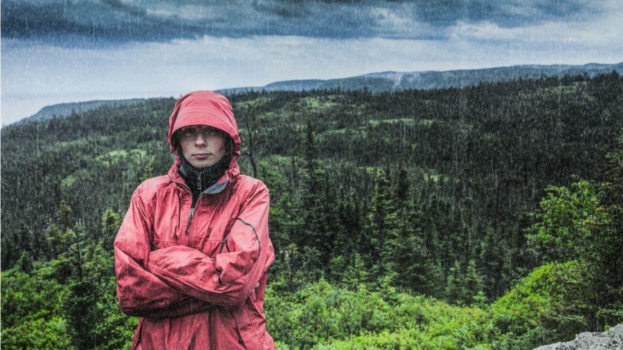 Équipement : rester au sec en jouant sous la pluie