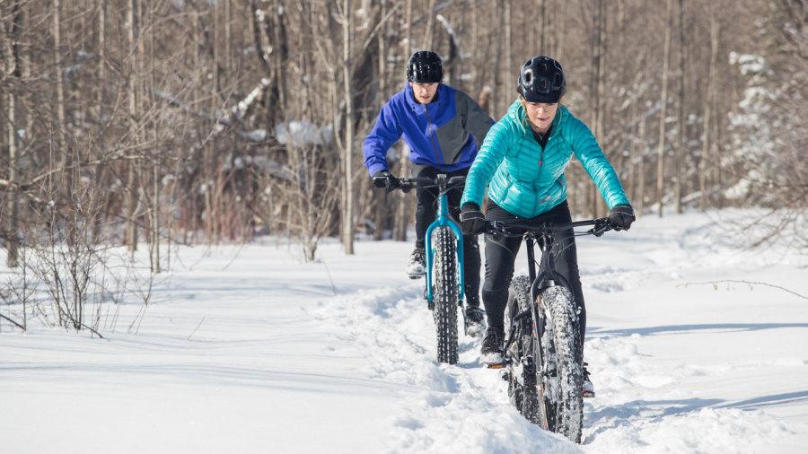 Québec : la Mecque du fatbike dans le monde