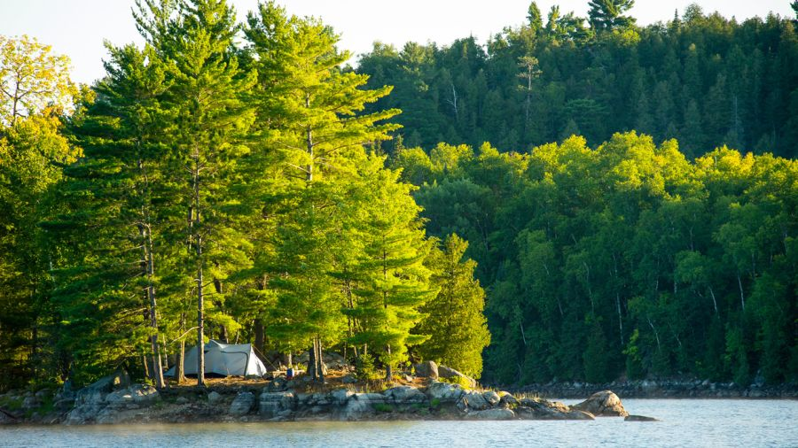 10 sites où camper gratuitement au Québec