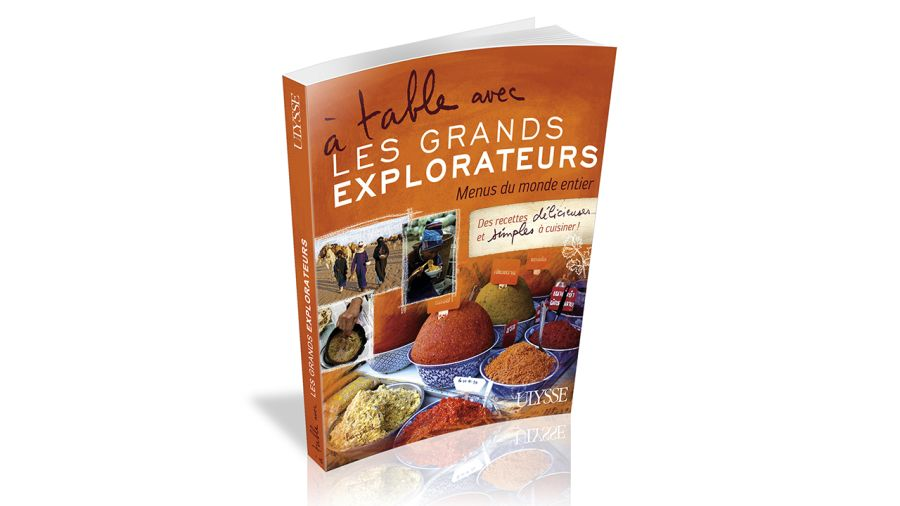 Lecture // À table avec les Grands explorateurs
