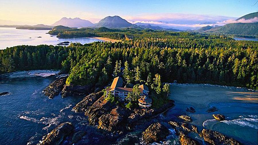 5 lodges pour aventures de rêve au Canada