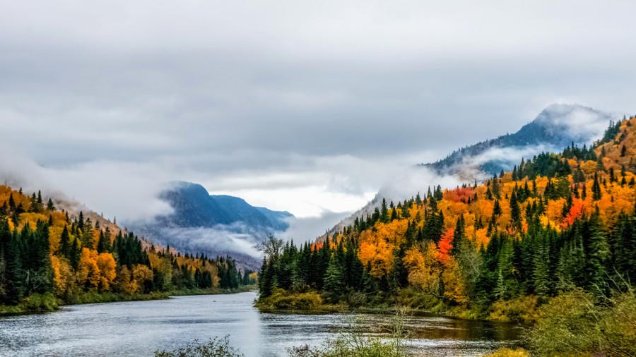 Les plus belles randonnées du parc national de la Jacques Cartier