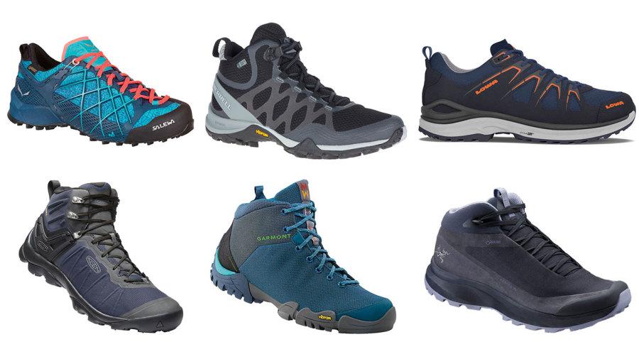 8 chaussures pour randonner léger