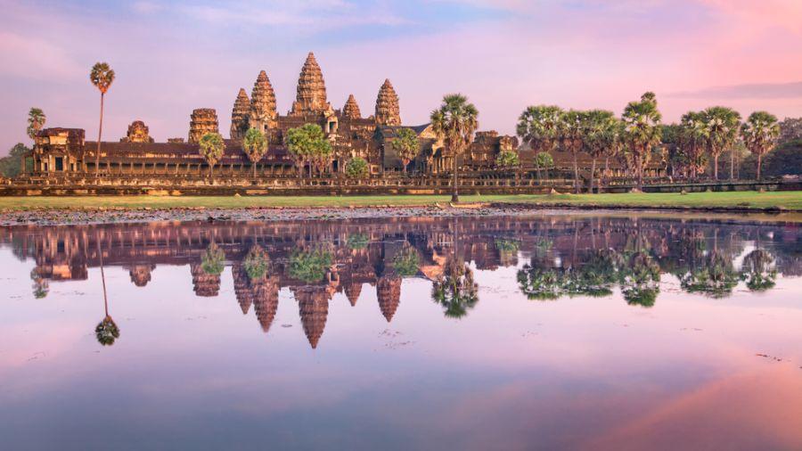 Les marathons les plus fous : Marathon de l'Empire d'Angkor
