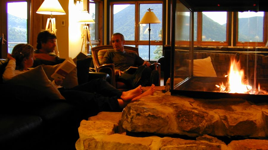 Week-end de luxe en Gaspésie : traitement chic, décor choc!