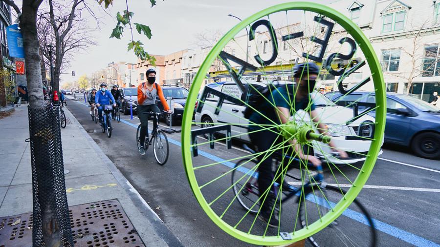 Une application pour lutter contre les vols de vélo à Montréal