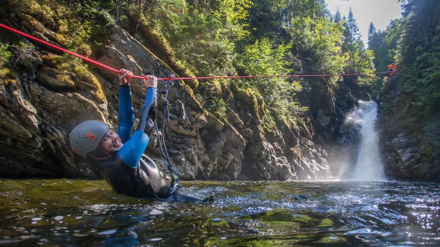 La Gaspésie:revigorante d'aventures et de paysages