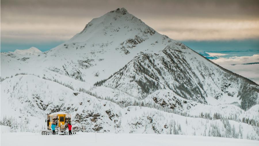 Revelstoke, la crème des montagnes de ski de l'Ouest
