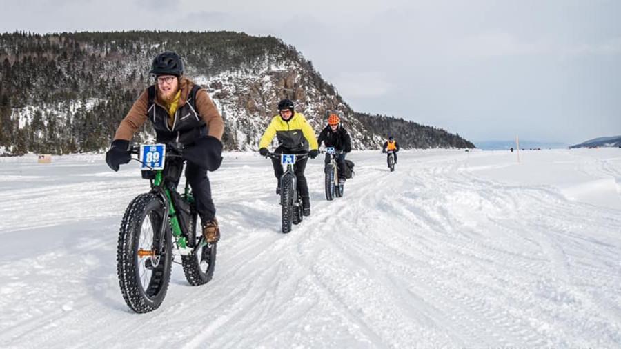 Fatbike : le retour du Raid du Fjord