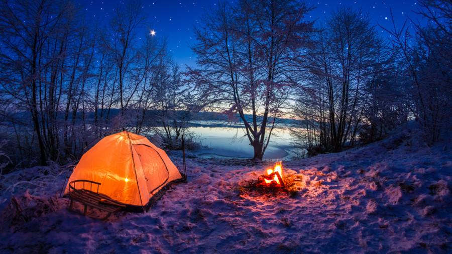 10 conseils pour débuter en camping d'hiver
