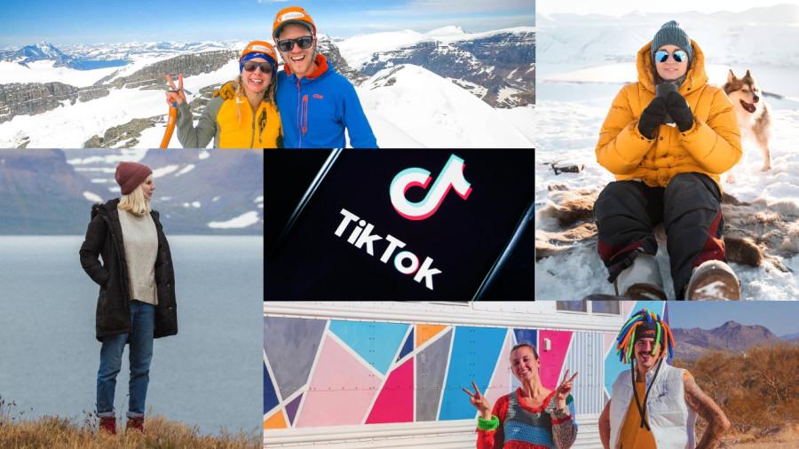 TikTok : 5 comptes à suivre pour s'évader et voyager