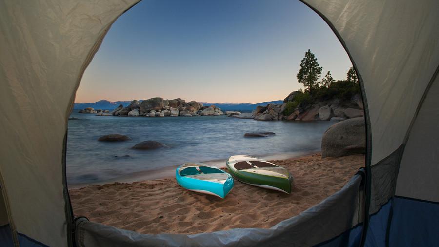8 conseils pour s'initier au SUP-camping