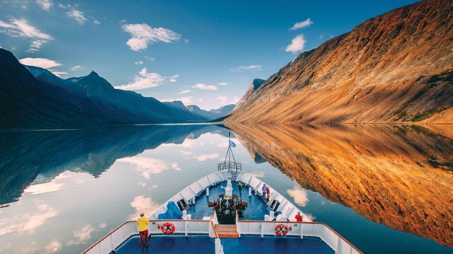 Terre-Neuve-et-Labrador : croisière-expé en terre inuite