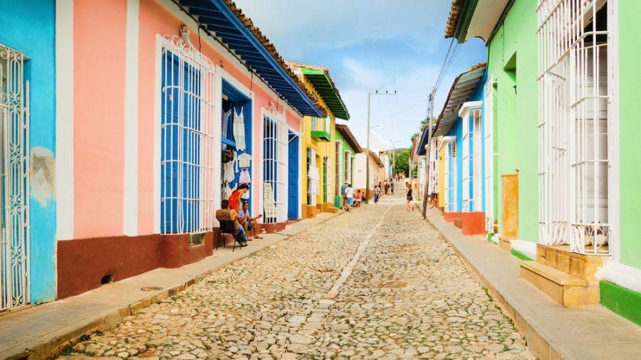 Camps cyclistes printaniers: Cuba
