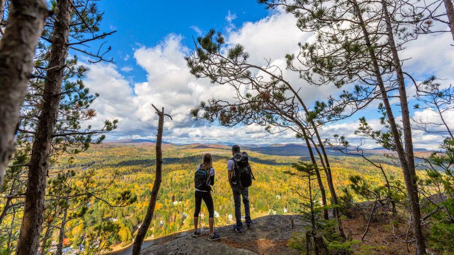 7 randonnées incontournables en Lanaudière