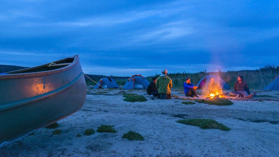 5 rivières pour commencer en canot-camping