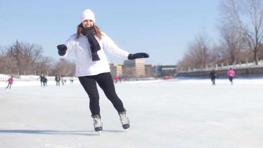 activit s activit s hivernales patinage sur glace patinage de glace longue distance espaces. Black Bedroom Furniture Sets. Home Design Ideas