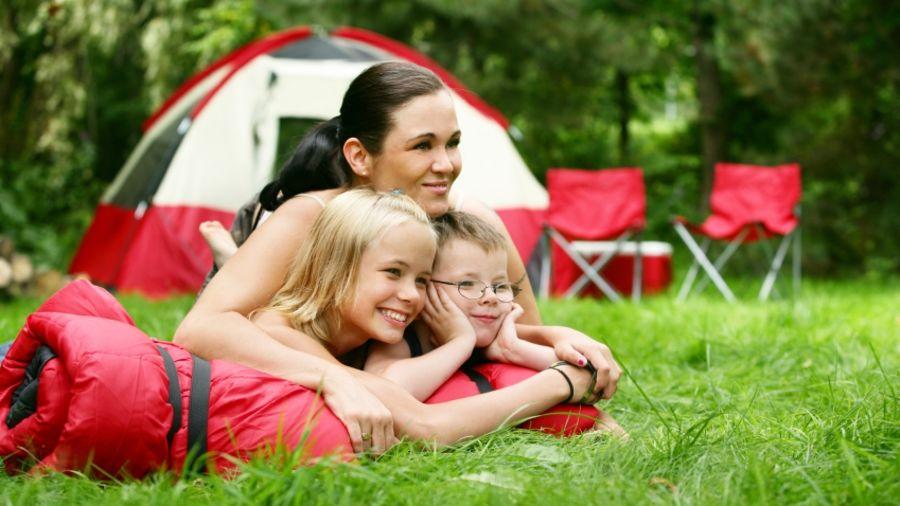 h bergement camping parc de la gatineau camping du. Black Bedroom Furniture Sets. Home Design Ideas