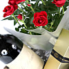 Red Wine Gift Basket Red Roses