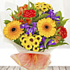 Vibrant Birthday Bouquet