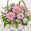 Pastel Delight Basket