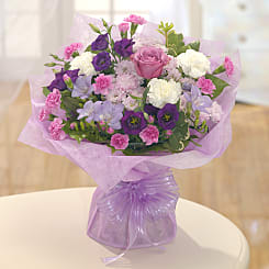 New Princess Bouquet - Flowers