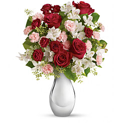 Crazy for You Bouquet  - Flowers