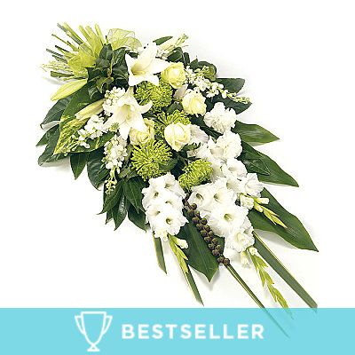 Mixed White Sheaf - Flowers