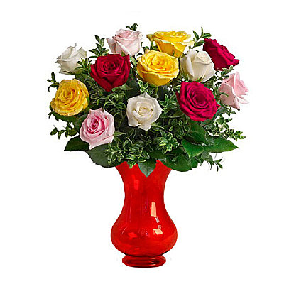 Friday rose special 1 - Flowers
