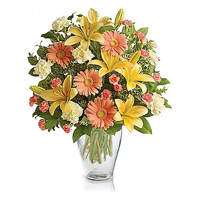 Warm Regards Bouquet - Flowers