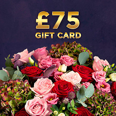£75 Gift Card - Flowers