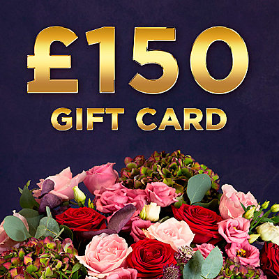 £150 Gift Card - Flowers