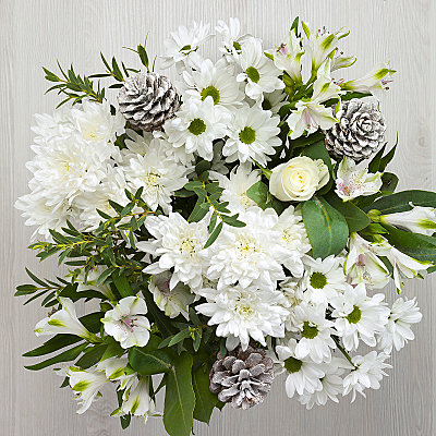 Scented Snowflake - Flowers