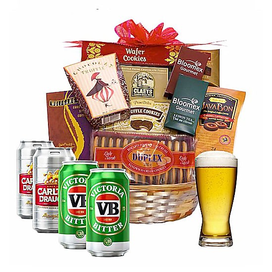 Tinny & Treats Basket