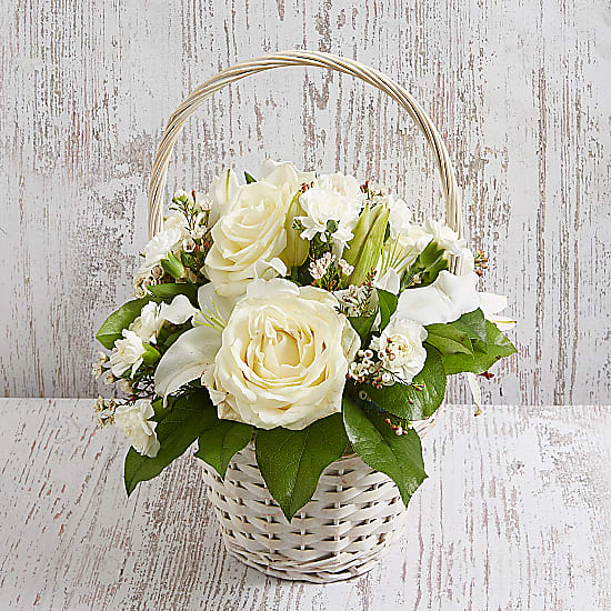 Loving Memory Basket