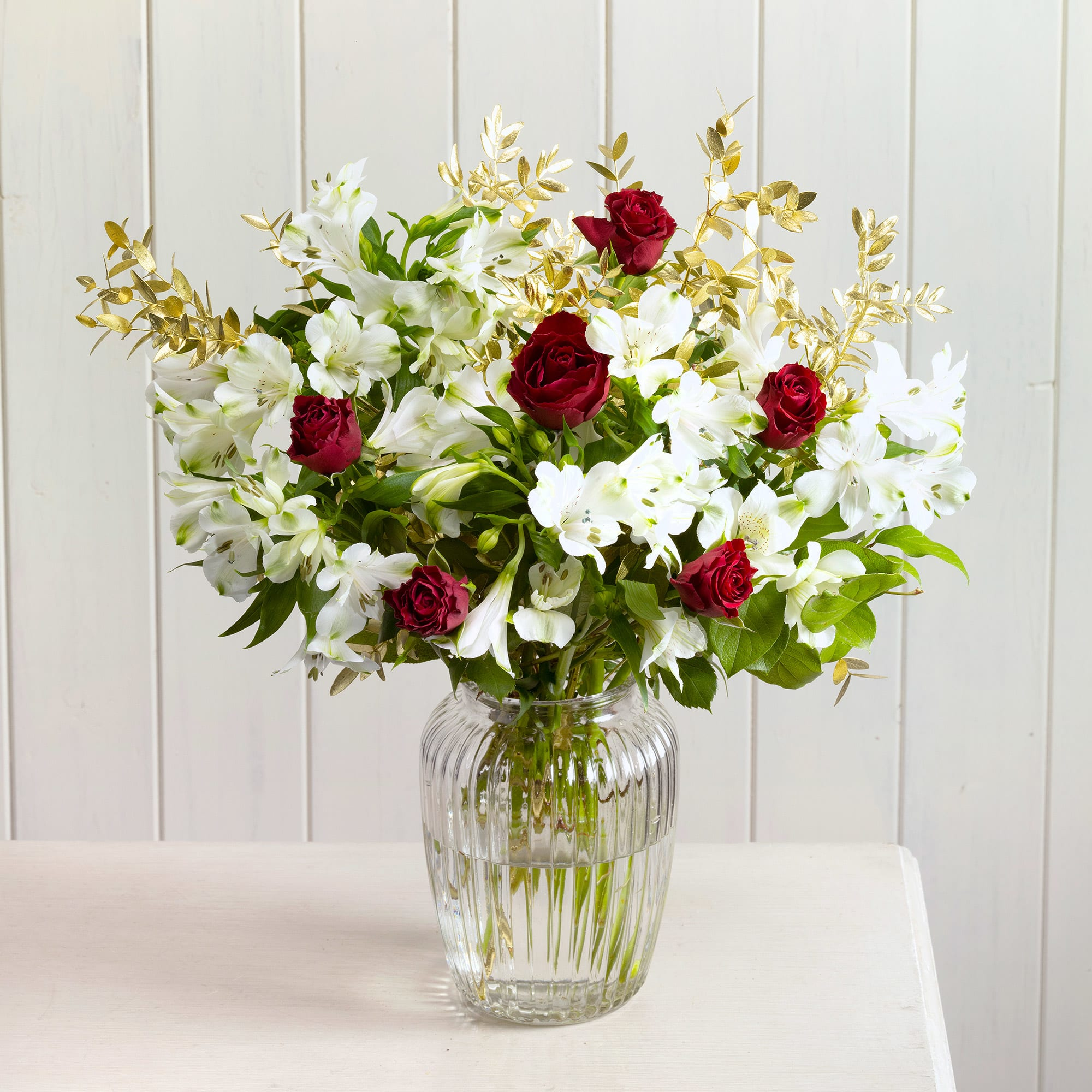 Winters Tale Christmas Bouquet