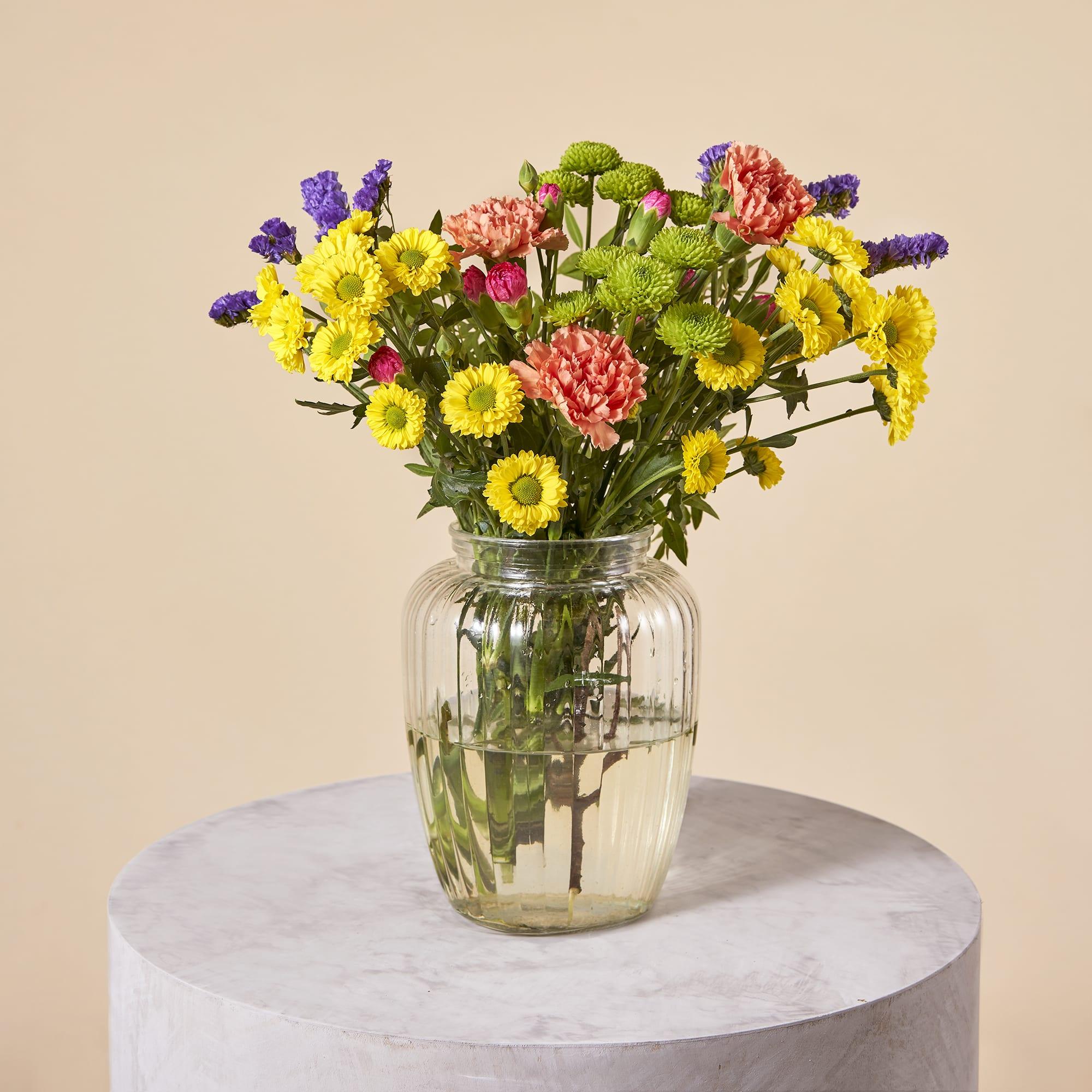 Vibrant Sorbet Bouquet
