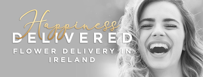 Send flowers to Ireland from UK