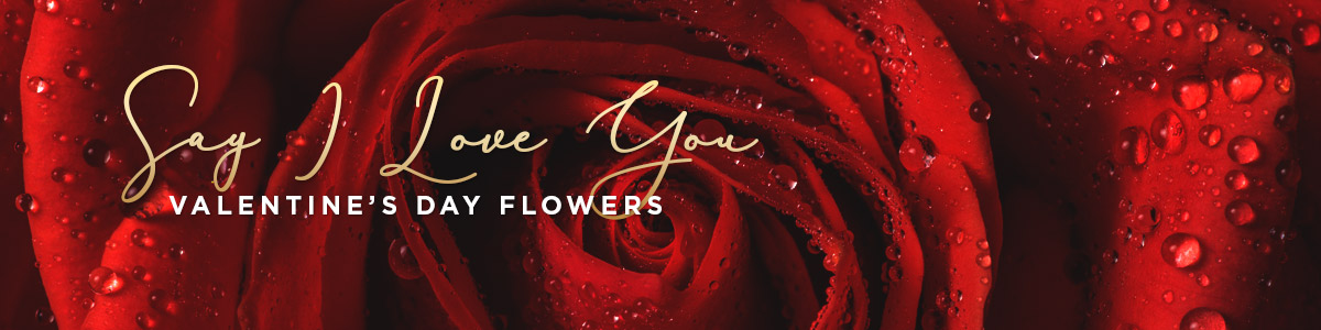 Valentine's Day free flower delivery in UK