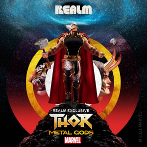 Marvel's Thor: Metal Gods