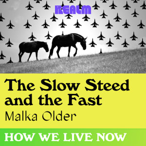 How We Live Now: The Slow Steed and the Fast