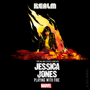 Marvel's Jessica Jones: Playing with Fire