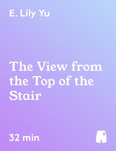 The View from the Top of the Stair