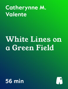 White Lines on a Green Field