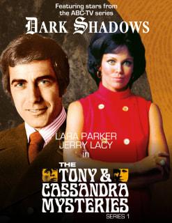 Dark Shadows: The Tony & Cassandra Mysteries Series 01