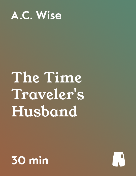 The Time Traveler's Husband