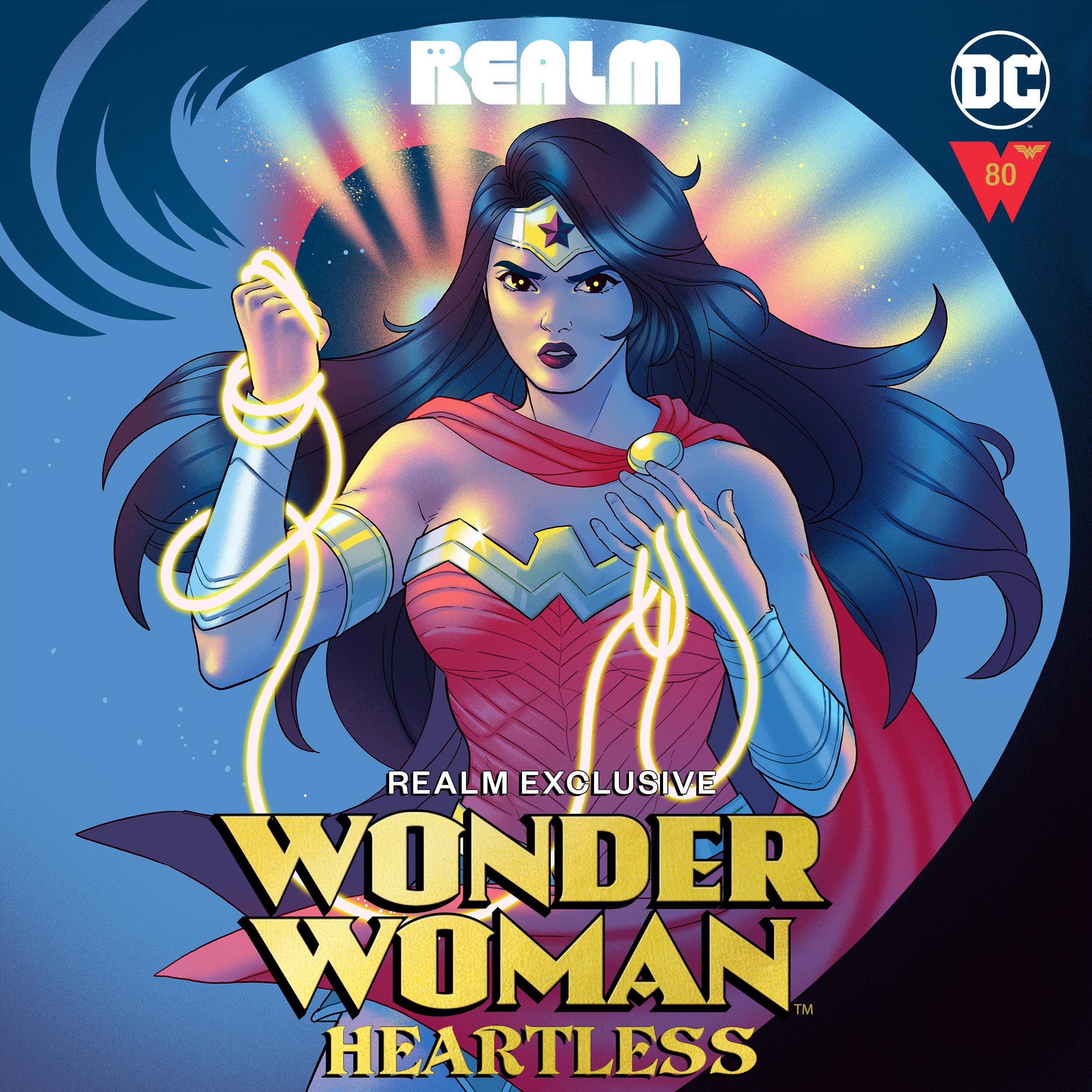 Wonder Woman: Heartless